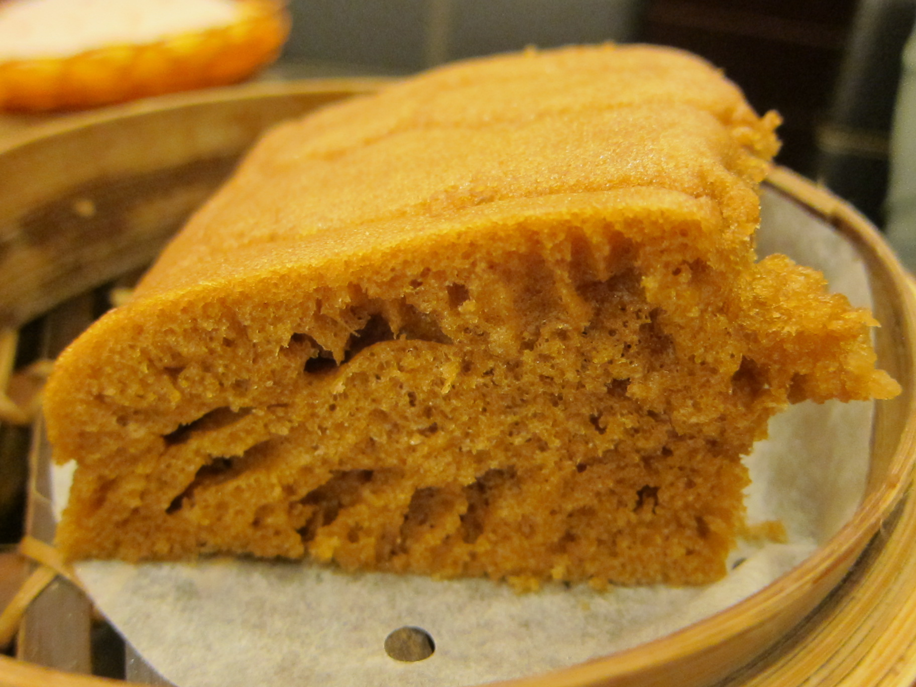 Tim Ho Wan Malay Cake Recipe