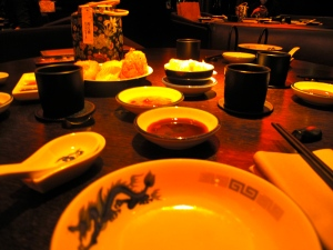 Night Club dining