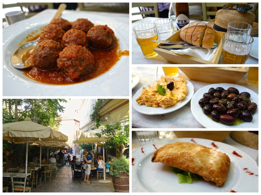 Our favourite restaurant experience in Athens